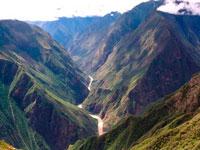 The Apurimac Canyon