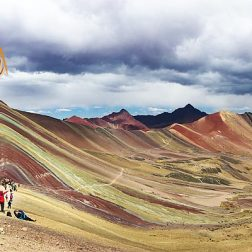Rainbow Mountain Peru, Vinicunca Tour 2D/1N
