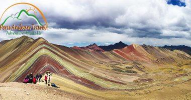 Rainbow Mountain Peru, Vinicunca Tour 2D/1N
